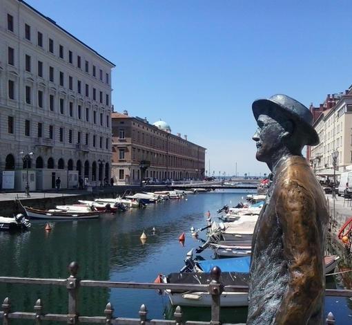 Trieste Canal Grande