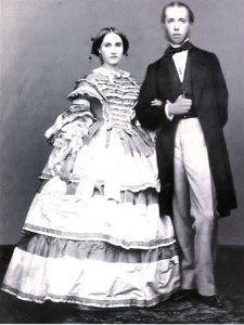 Trieste Massimiliano e Carlotta