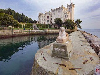 Trieste Castello di Miramare