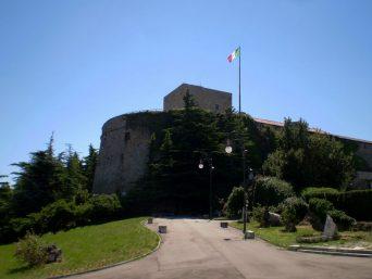 Trieste Castello di San Giusto