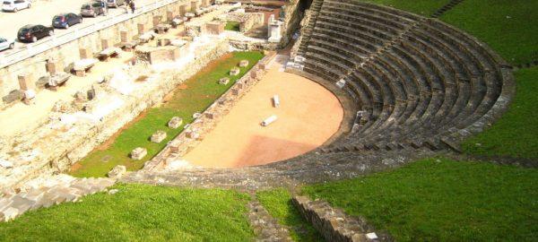 Trieste Anfiteatro romano