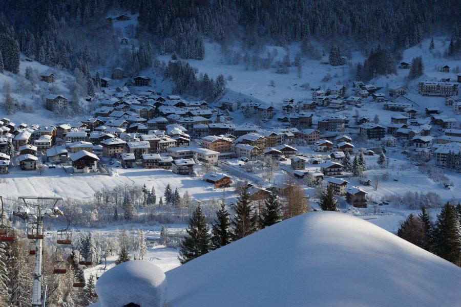 Forni di Sopra vacanza neve