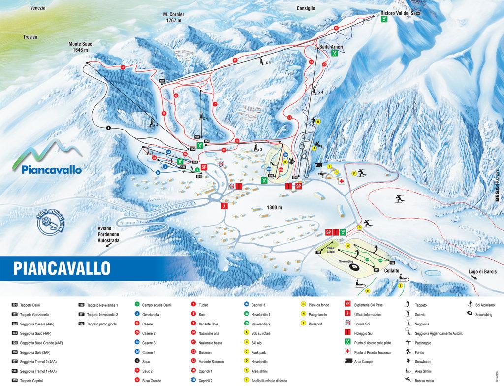 Piancavallo vacanza neve