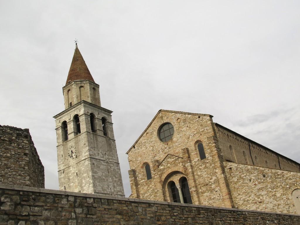 Aquileia in bici