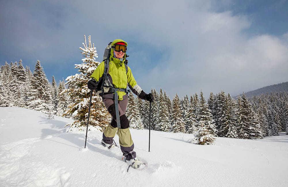 Ravascletto ciaspole - Ravascletto snowshoes