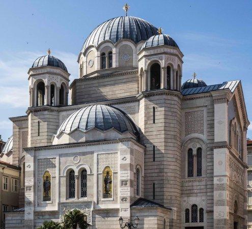 Trieste Chiesa di san Spiridione