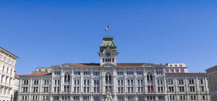 Piazza Unità d'Italia trieste