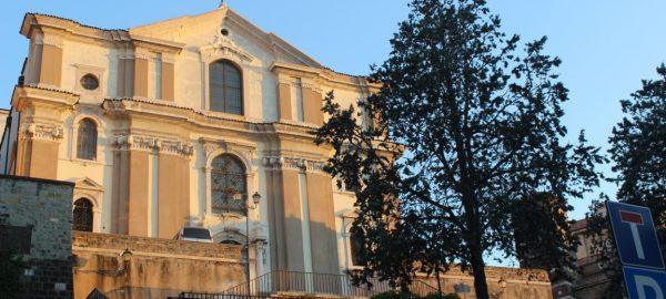 chiesa di santa maria maggiore trieste