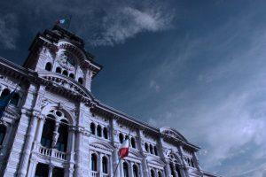 palazzo del municipiopiazza unità d'italia trieste