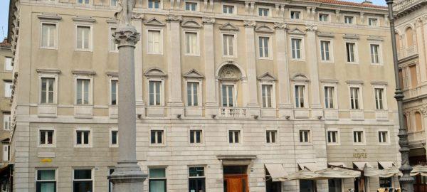 palazzo pitteri piazza unità d'italia trieste