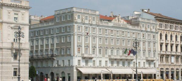 palazzo stratti Trieste-Piazza Unità d'Italia
