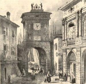 palazzo del municipio piazza dell'unità trieste